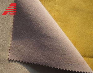 A forma projetou o pano de limpeza da tela da Micro-Camurça para a mobília