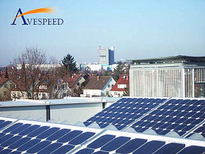 Avespeed Series Photovoltaic Solar Panels Experienced Several Solar Power Plant Mainly in Africa