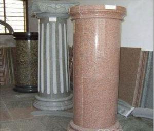 colonnes romaines en granit de marbre en bois sculpt pour d coration int rieure colonnes. Black Bedroom Furniture Sets. Home Design Ideas