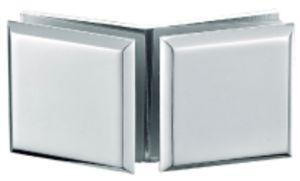 Vidro do quarto de chuveiro de Frameless para murar a braçadeira (FS-503)