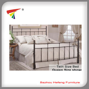 Het elegante frame van het bed van het metaal van de slaapkamer romatic hf039 het elegante - Slaapkamer stijl volwassene ...