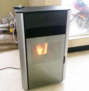 Meer veilig portable two door wood pellet brandend for Portable indoor wood stove