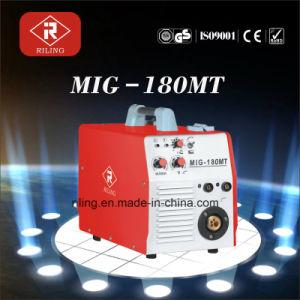 Máquina de solda MIG com Ce (MIG-160MT / 180MT / 200MT)