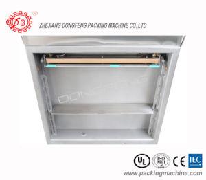 Machine à emballer verticale de vide de café (DZX-400)