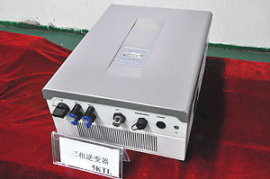 Avespeed N5k N5k-Au 5kw Efficiency до DC 98.1% PV Solar к AC Inverter