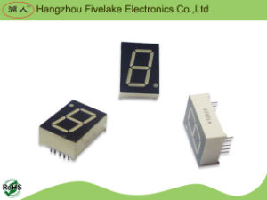 "0.8"" 1 Digit 7 Segment LED Display (WD08012-C/D)"