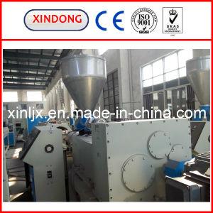 PVC下水管管の生産ライン(SJSZ)