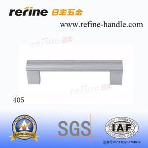 Traitement en aluminium de traction de matériel de meubles (L-405)