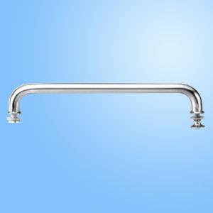 Punho do botão de porta do chuveiro do aço inoxidável da qualidade de Hight (FS-1909)