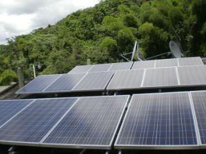 300W het PolyZonnepaneel van de hoge Efficiency voor Elektrische centrale