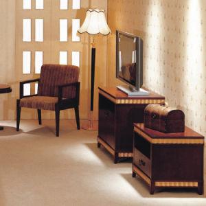 Jumeau-Lit moderne de meubles d'hôtel réglé (EMT-B0901)