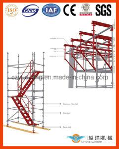Kwikstage Modular Scaffolding System para Multi-Use