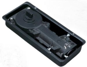 Mola de vidro do assoalho da porta do único cilindro (FS-910)