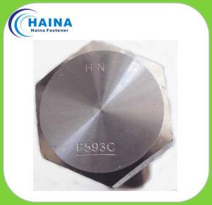 Perno de ASTM F593c (1 1/2 '' *12 '')