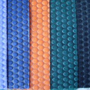 Tela Adesivo-Ligada laminada tela da tela do PONTO do círculo