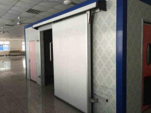 Porte de chambre froide porte coulissante de chambre for Prix porte coulissante chambre froide