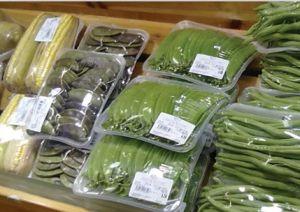 Machine d'emballage de main de nourriture fraîche (HW-450)