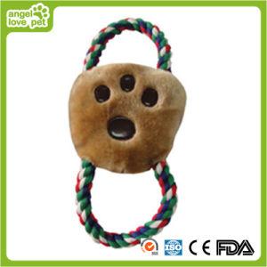 Hundeplüsch-Seil-Plätzchen-Spielzeug-Haustier-Spielzeug