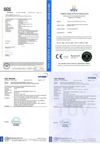 Produits populaires dans l'équipement s'élevant extérieur d'enfants de l'Afrique du Sud avec le certificat de TUV
