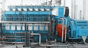 Отход к Energy Generator Set/Equipments