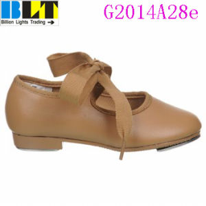 Blt Girl's Brown Casual Tap Dance Style Shoes