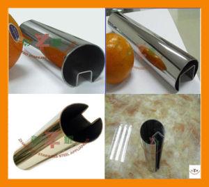 Tubo redondo de la barandilla del acero inoxidable tubo - Tubo redondo acero ...