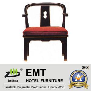 Chaise en bois de banquet d'hôtel de qualité (EMT-HC83)