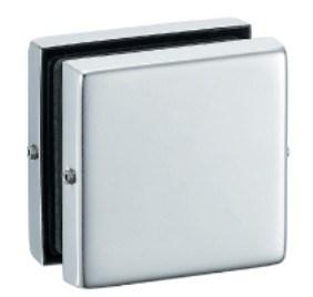 Braçadeira de vidro da porta da correção de programa Fitting/Glass (FS-172)