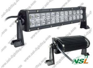 guide optique de 72W LED outre de bateau Worklight d'Offroads de jeep de la route SUV pour le camion