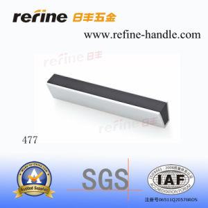 Meubles Hardware Cabinet Handle dans Aluminum (L-477)