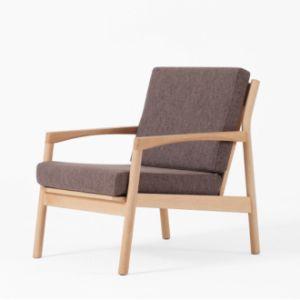 Sof haya moderno madera muebles madera sof for Muebles de sala en madera modernos