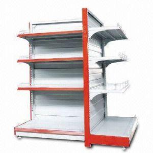 Armoire d'affichage de présentoir d'épicerie d'aménagement en métal
