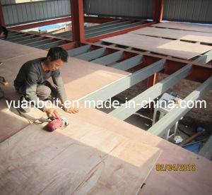 Mezzanine de acero floor para 3 floors steel warehouse for Mezzanine floor construction details