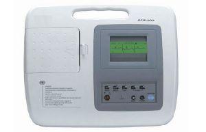 مستشفى ثلاثة قناة جهاز تخطيط قلب لأنّ [إكغ1103ب] طبّيّ