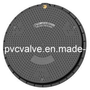 Composite SMC verrouillable étanche Manhole Cover
