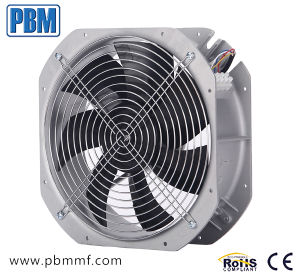 Ec Ventilateur axial CC avec Ec Brushless Rotor externe