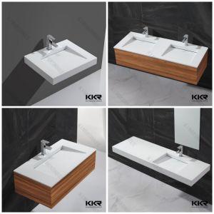 Lavabo de contre dessus de module de salle de bains for Module salle de bain