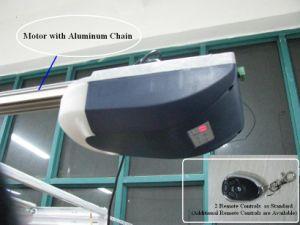 Garagem Door Opener com Aluminum Chain