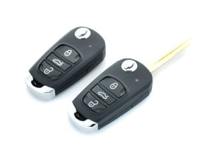 Voiture Key Shell avec 3 Buttons