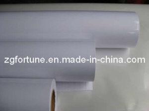 Forro branco da película fria do PVC da laminação (CL3001G/CL3001M)