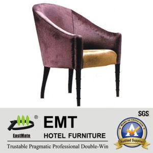 Chaise en bois de beaux meubles d'hôtel (EMT-026)