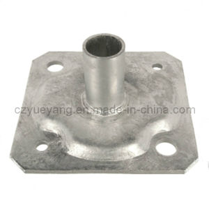 Steel padrão Base Plate para Universal Jack