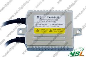 Canbus X3 HID Ballast Best Option pour Xenon HID Retrofitting (NSL-X3 BALLAST)