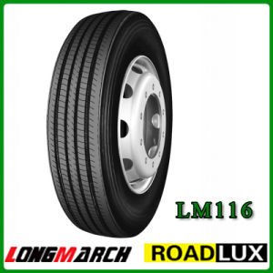 China-neuer Reifen Longmarch QualitätsLongmarch Lm116 LKW-Gummireifen 19/5