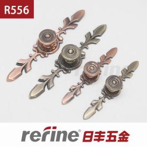 Traitement en alliage de zinc et traitement de molette (R-556)