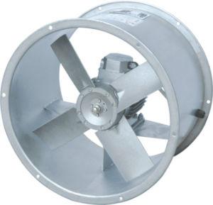 Déflecteur axial de température élevée de GKW