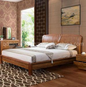 Camas matrimoniales modernas de la cama de madera s lida - Camas matrimoniales modernas ...