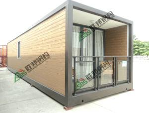 Het bewoonbare mobiele huis van de container het for Containers habitables