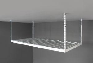 barre de rangement a rien plafonnier organisateur de garage contient des chaises de v lo. Black Bedroom Furniture Sets. Home Design Ideas