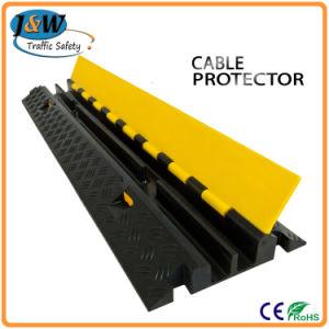 ケーブルの保護装置の床ケーブルカバーコードカバー ケーブルの保護装置の床ケーブルカバーコードカバーにより提供さ